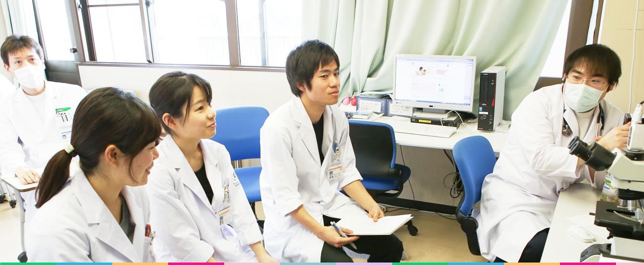 腎臓高血圧内科では、後期研修医を募集しております。
